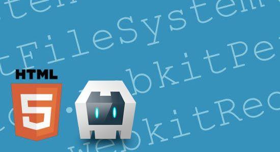 Uso de API HTML5 fileSystem para cachear datos en Cordova/Phonegap o Chrome