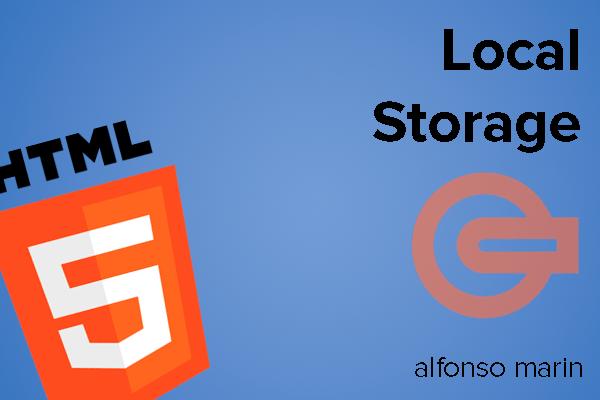 APIs HTML5: localStorage